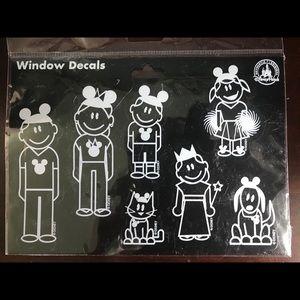 BNWT Disney Car Window Decal